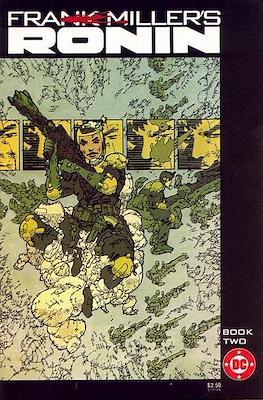 Ronin (Comic-book. 52 pp) #2