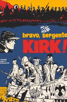 Bravo, sergente Kirk!