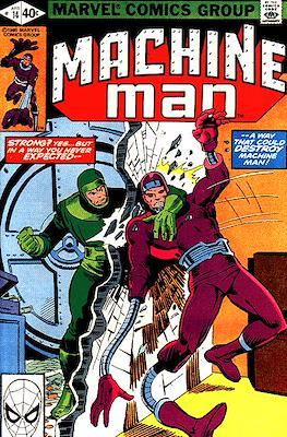 Machine Man Vol. 1 (Comic Book) #14