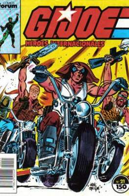 Comando G.I.Joe (Grapa 32 pp) #21