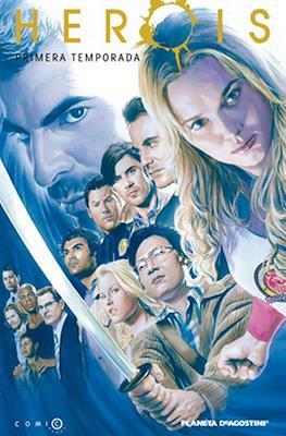 Herois (TV). Primera Temporada