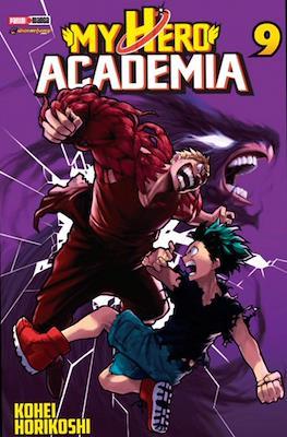 My Hero Academia (Rústica) #9