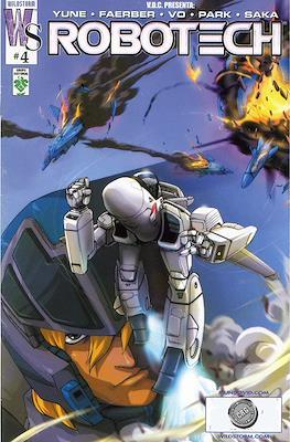 Robotech (Grapa) #4
