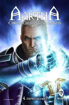 Aartha: Chronicles of the No Lands (Grapa) #4