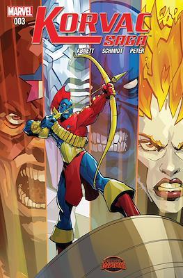 Korvac Saga (Comic-book) #3