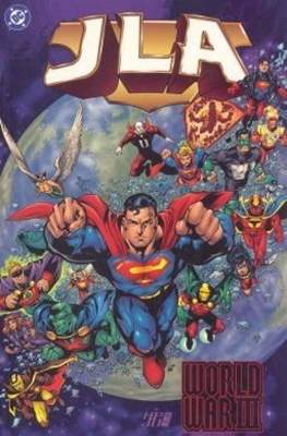 JLA Vol. 1 (1997-2006) (Softcover) #6