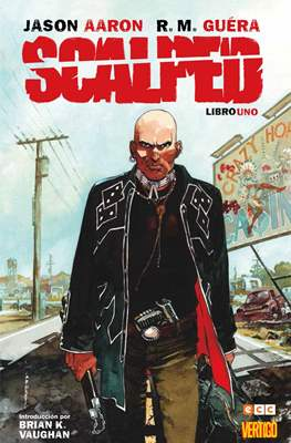 Scalped (Cartoné 296-256 pp) #1
