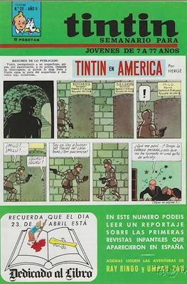 Tintin (Grapa 20 pags.) #23