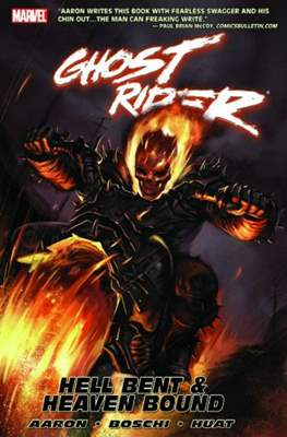 Ghost Rider (2007-2009) (Softcover) #5