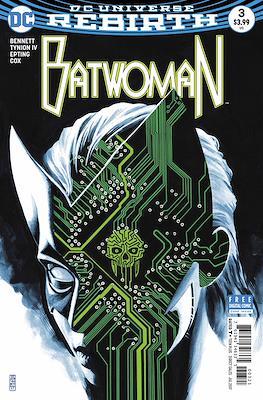 Batwoman Vol. 2 (2017- Variant Covers) (Comic book) #3.1