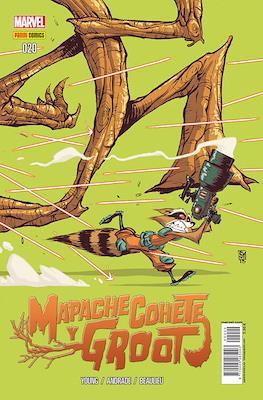 Mapache Cohete / Groot (2014-2018) (Grapa) #20