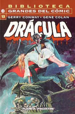 Biblioteca Grandes del Cómic: Drácula (2002-2004) (Rústica 160-192 pp) #13