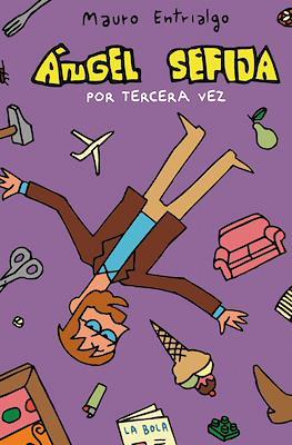 Ángel Sefija (Rústica) #3