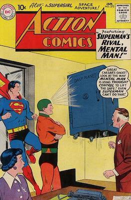 Action Comics Vol. 1 (1938-2011; 2016-) (Comic Book) #272
