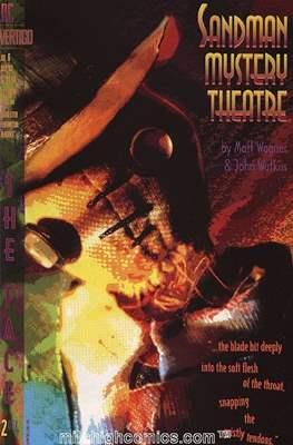 Sandman Mystery Theatre (Comic Book. 1993) #6