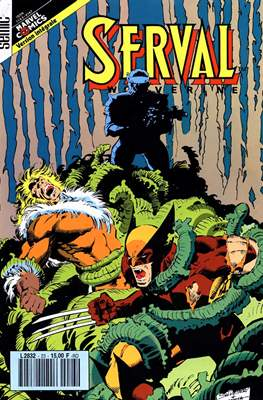Serval / Wolverine Vol. 1 (Agrafé) #23