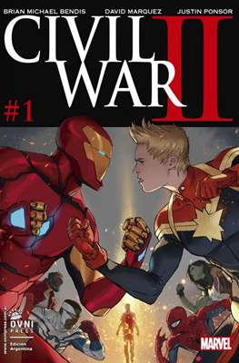 Civil War II (Rústica) #1