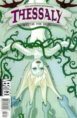 The Sandman presents: Thessaly Witch for Hire (Grapa) #3