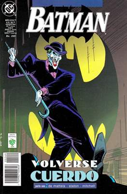 Batman (1987-2002) (Grapa) #269