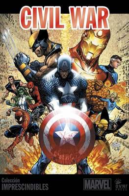 Colección Imprescindibles Marvel #1