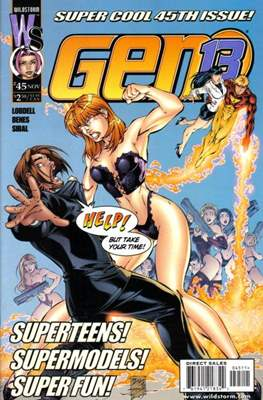 Gen 13 (1999 Series) (Saddle-Stitched) #45
