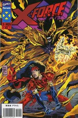 X-Force Vol. 1 (1992-1995) #42