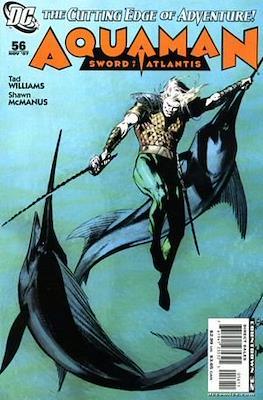 Aquaman Vol. 6 / Aquaman: Sword of Atlantis (2003-2007) (Saddle-stitched) #56