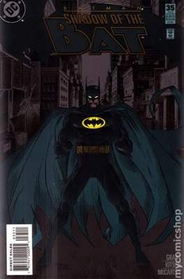 Batman: Shadow of the Bat (Comic book) #35