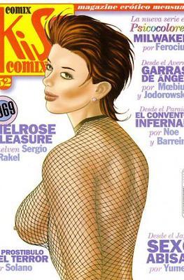 Kiss Comix #52