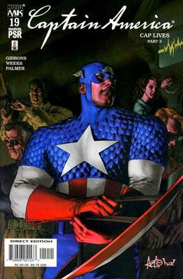 Captain America Vol. 4 (Comic Book) #19