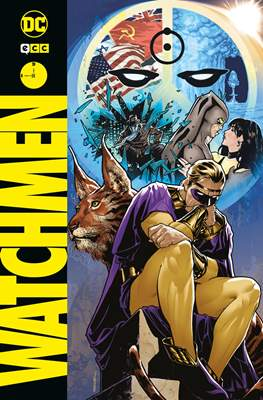 Coleccionable Watchmen (Cartoné) #8