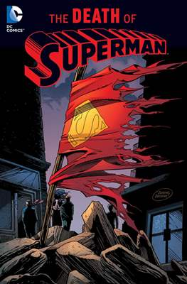 The Death and Return of Superman (Softcover. 224-376-338-480-416 pp) #1