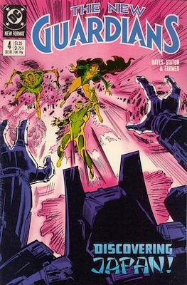 New Guardians Vol 1: (1988-1989) (comic-book.) #4