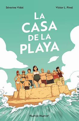 La casa de la playa (Cartoné 176 pp) #