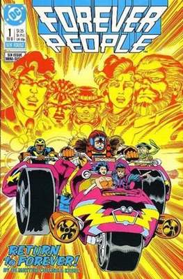 Forever People Vol 2: (1988) (Comic-book.) #1
