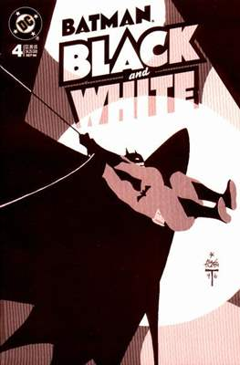 Batman: Black And White Vol 1 (Comic book) #4