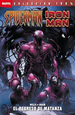 Spiderman / Iron man. El regreso de Matanza