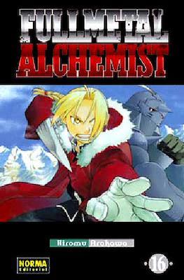 Fullmetal Alchemist (Rústica con sobrecubierta) #16
