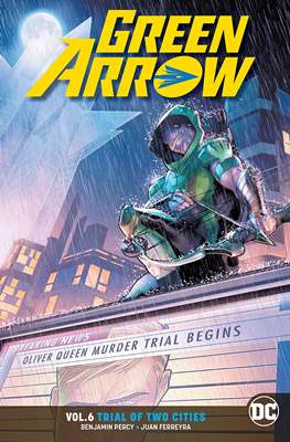 Green Arrow Vol. 6 (2016) (Softcover) #6