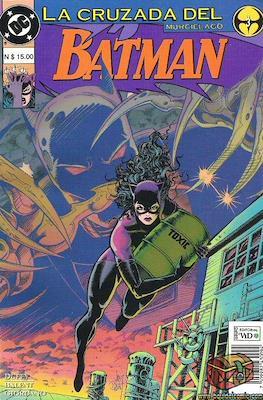 Batman: La cruzada del murciélago #3