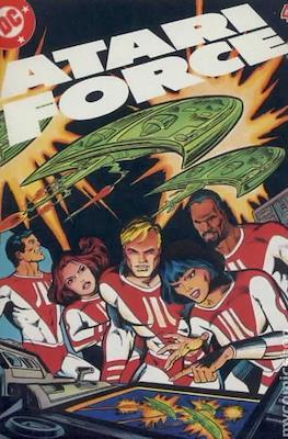 Atari Force (Comic Book) #4