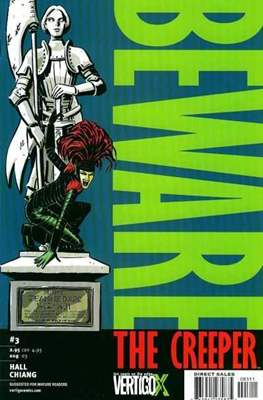 Beware the Creeper (comic-book) #3
