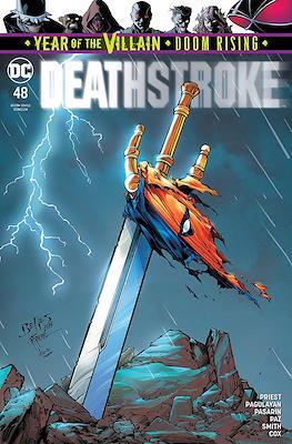 Deathstroke (2016-2019 ) (Comic Book) #48