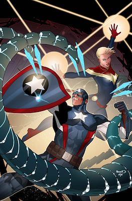 Captain America: Steve Rogers (Comic-book) #6