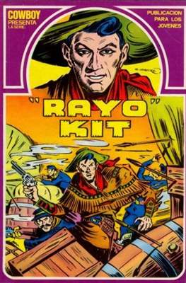 Cowboy presenta Rayo Kit / Dick Relampago