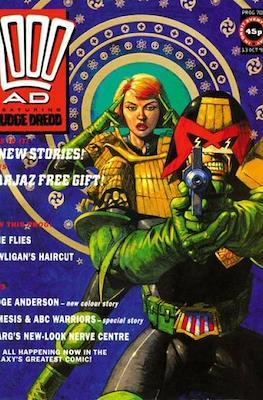 2000 AD (Magazine) #700