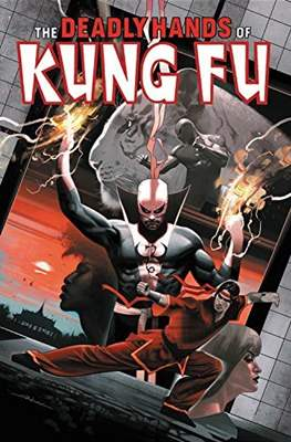 The Deadly Hands of Kung Fu Omnibus (hardcover) #2