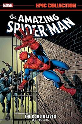 The Amazing Spider-Man Epic Collection (Softcover) #4