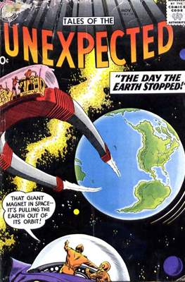 Tales of the Unexpected (1956-1968) (Comic Book) #31