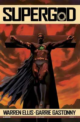 Warren Ellis' Supergod (Comic-book) #1
